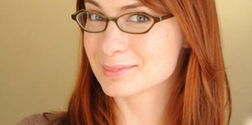Syfy Puts Felicia Day In Her Own Fairy Tale