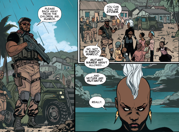 Storm #1 Makes An Amazing Debut