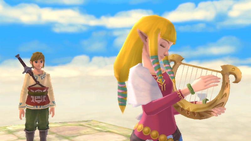The Legend of Zelda: Skyward Sword: The Kotaku Review