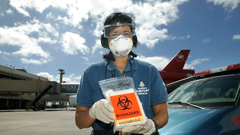 Honolulu Airport: Bronze Medalist for Airport Most Likely to Spread the Next Major Outbreak of Disease
