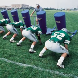 The Tackling Sled Of Death