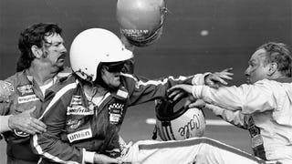 Do Safer Cars Make NASCAR Drivers Behave More Recklessly?