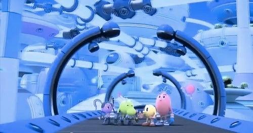 Pac-Man Cartoon Coming In 2012