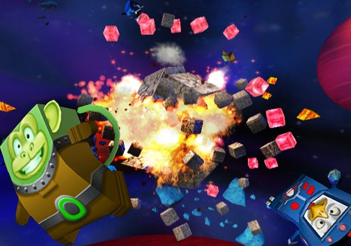 Boom Blox Bash Party in Pictures