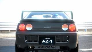 Gran Turismo Car Review: Mazda Autozam AZ-1