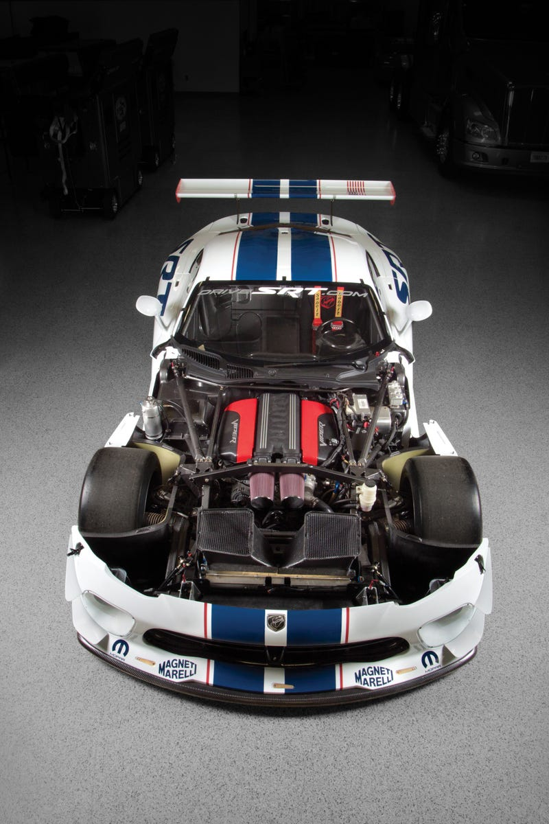 The SRT Viper GT3-R Is Here To Kick Ass For America