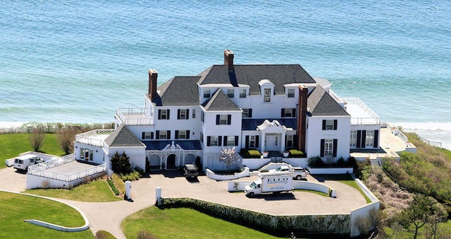 Taylor Swift house in Watch Hill, Rhode Island