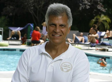 No, Mark Spitz Will Not Go Quietly. And Why Should He?