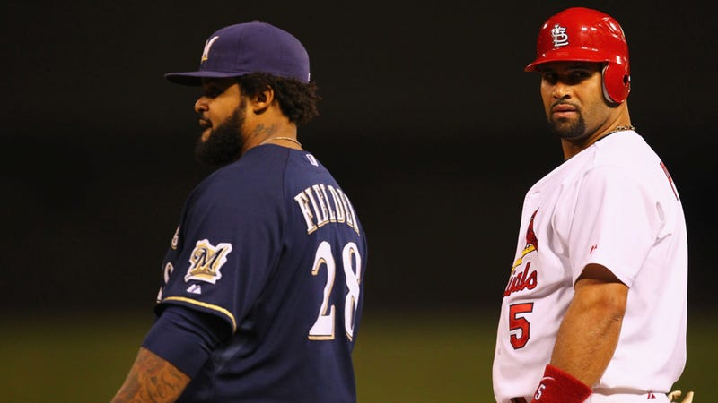 Your NLCS Competitors Will Be The Milwaukee Brewers And St. Louis Cardinals
