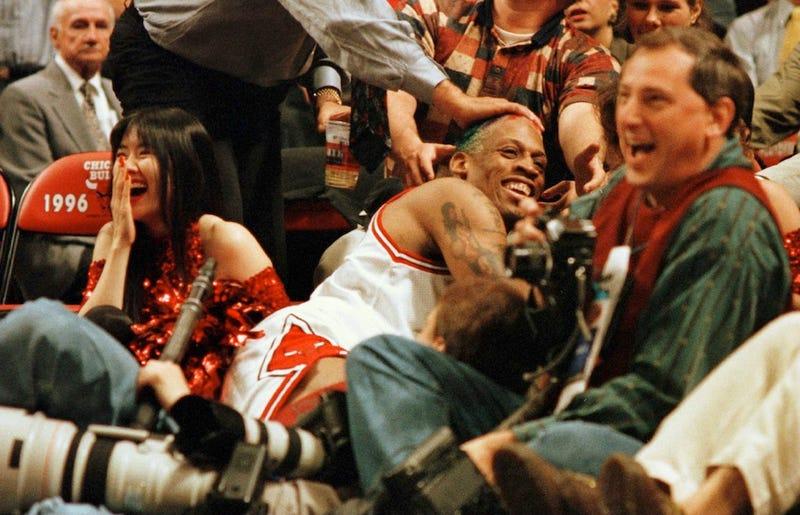 Can Dennis Rodman Survive Retirement?