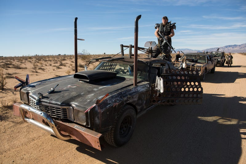 What Post-Apocalyptic Car Would You Build?