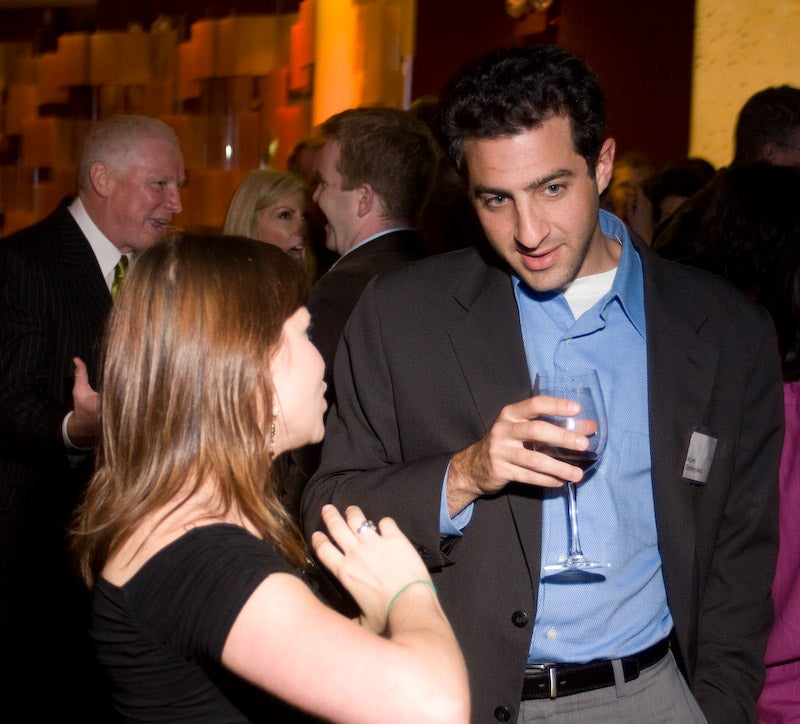 Yahoo and Facebook execs MIA at OutCast party
