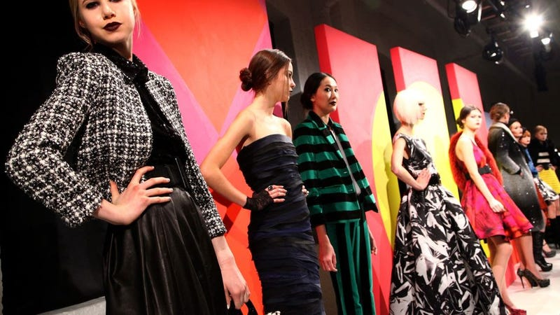 Underaged Models Getting Lots of Work During New York Fashion Week