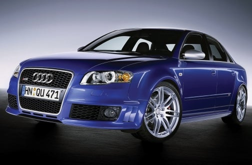 2010 Audi RS5 May Kill Next-Gen RS4