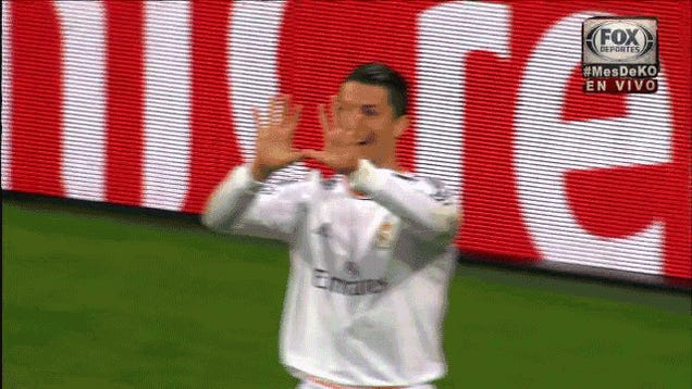 Cristiano Ronaldo Goal Celebration Most Ronaldo Thing Ever
