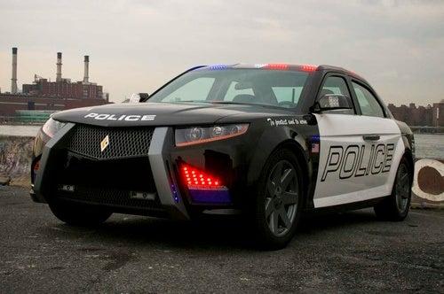 Carbon Motors Buys 240K BMW Diesel Engines For New Cop Car