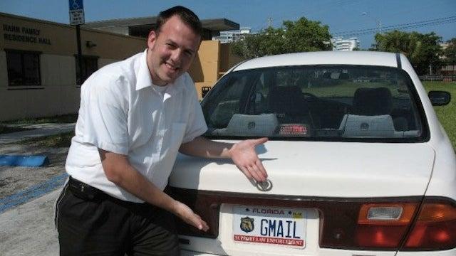 How Gmail Found a Stolen Car