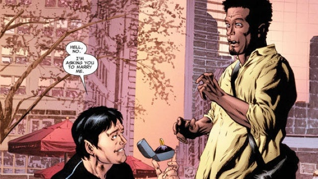 Rainbow Bridge: Marvel and DC Comics Bring Same-Sex Superheroes into the Spotlight
