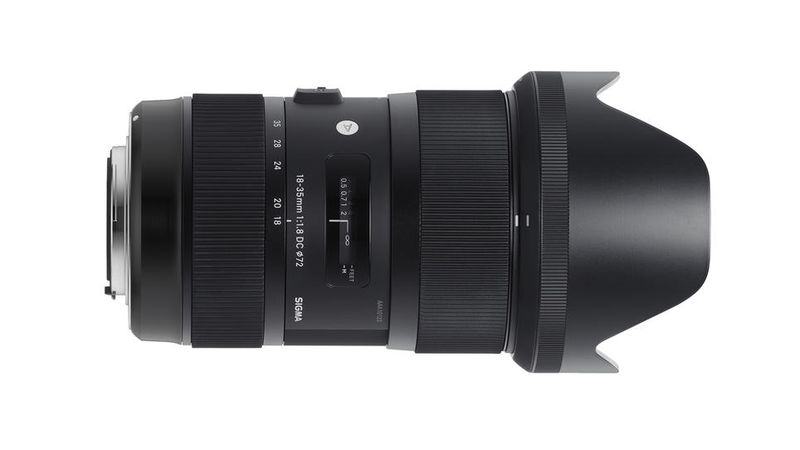 The World's First f/1.8 Constant Aperture Lens Will Stalk Light Like Nothing Else