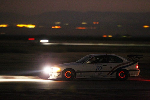 Glowing Rotors In The Night: Western Endurance Racing Championship Round 5