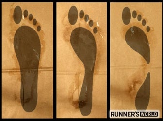 Identify Your Foot Type Before Choosing Running Shoes