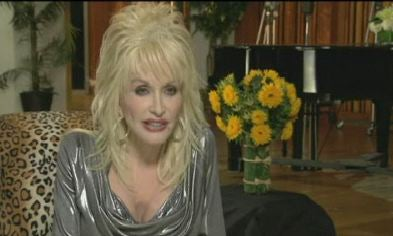 Dolly Parton Is Looking Scary Skinny