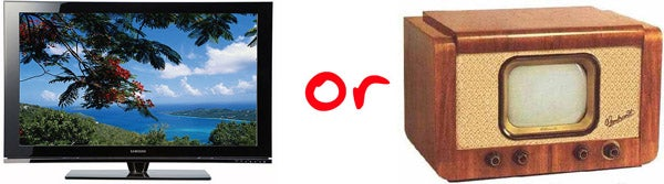 Question of the Day: HDTV or SDTV?