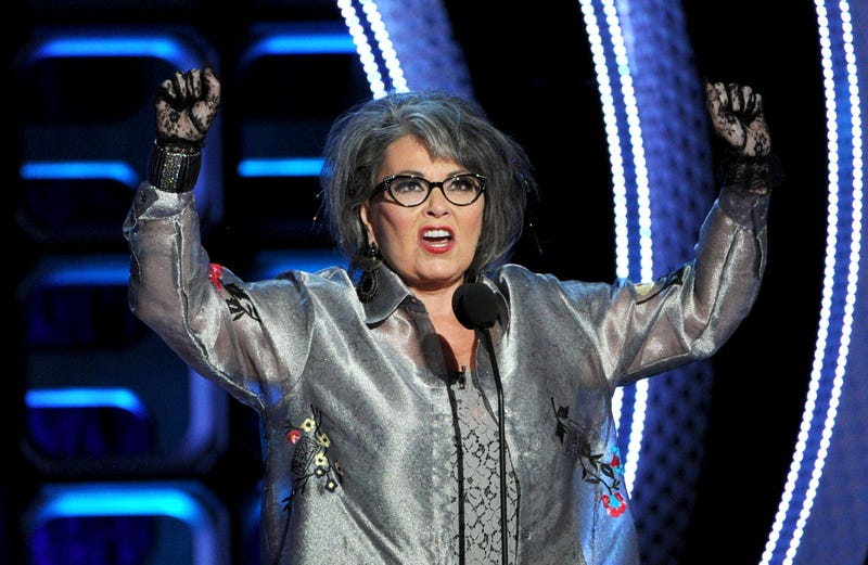 Roseanne Barr Accuses Chuck Lorre and Ashton Kutcher of Joke Stealing