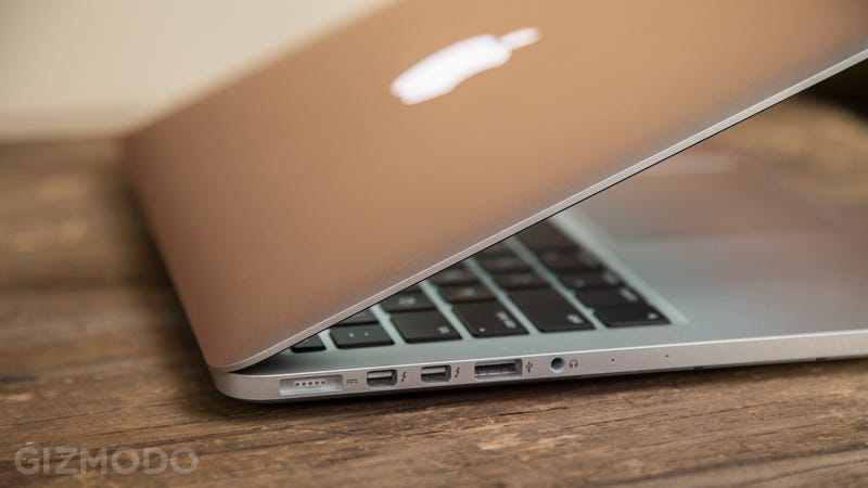 13-inch Retina MacBook Pro Review: So Good, But So Not Worth It