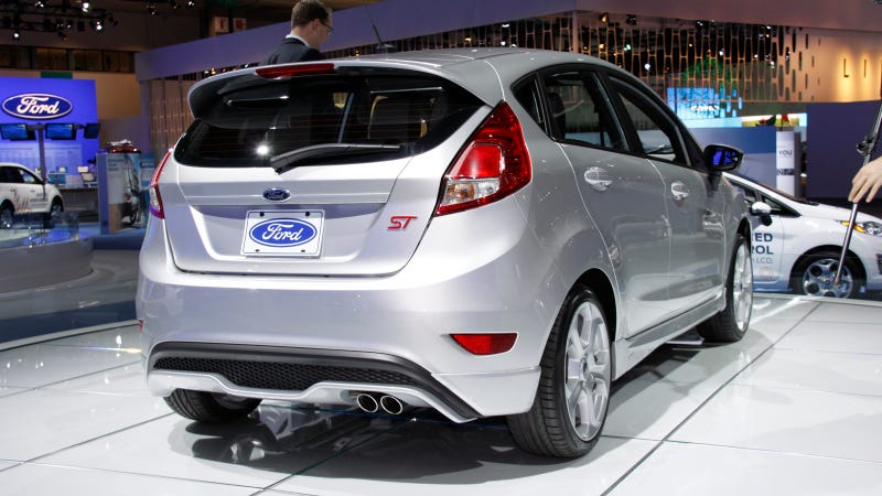 2014 Ford Fiesta ST: Meet The Furiously Small Performance Car
