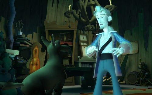 Tales of Monkey Island: Rise of the Pirate God Raises Questions