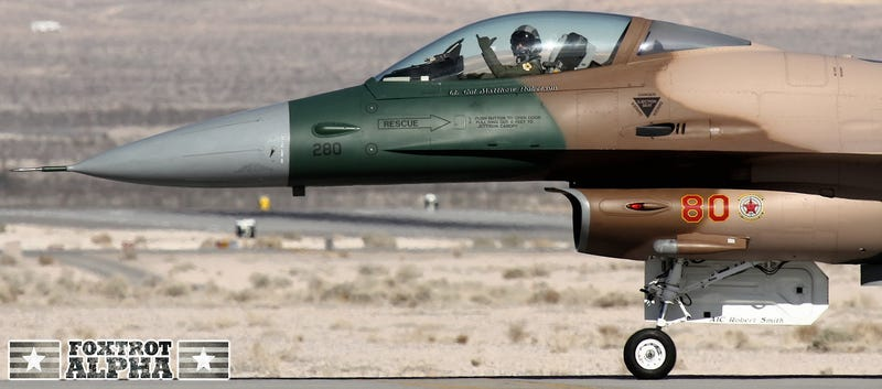 The USAF's Deadliest F-16 Viper Pilot On Women, Combat, And The F-35