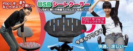USB Ass Cooler 2007 Edition