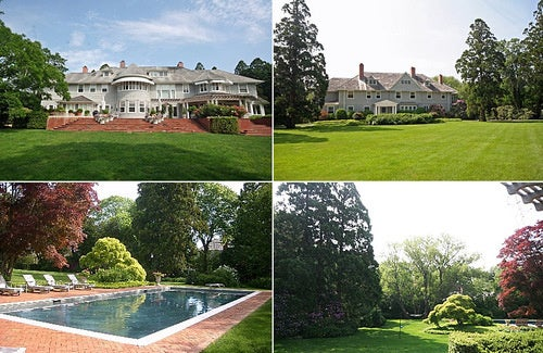 This Is Chevy Chase's Former Hamptons Mansion, And You're Not