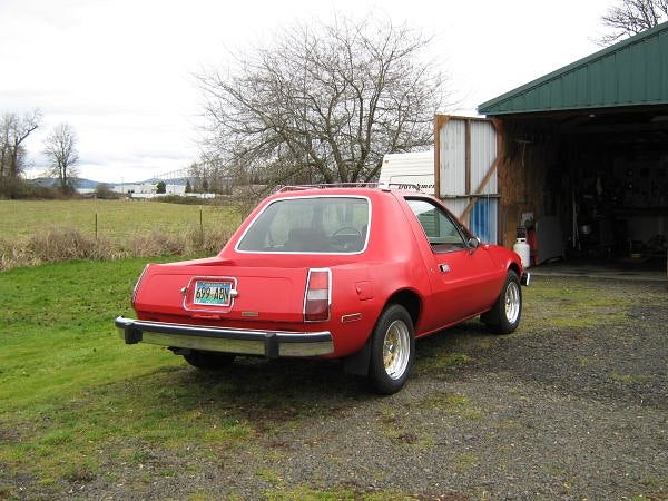 For $3,000, Pick Up The Pacer