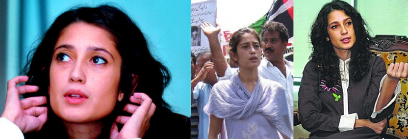 George Clooney Dating Slain Pakistani Leader Benazir Bhutto's Niece?