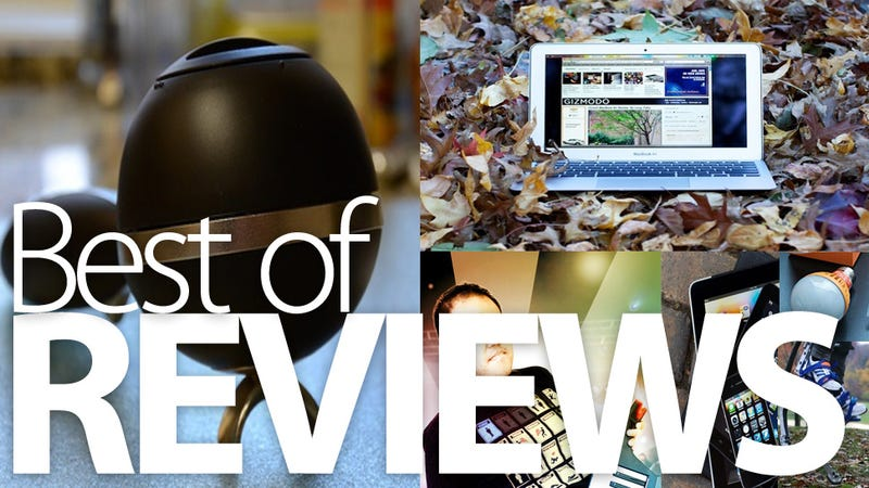 The Best Reviews of the Year