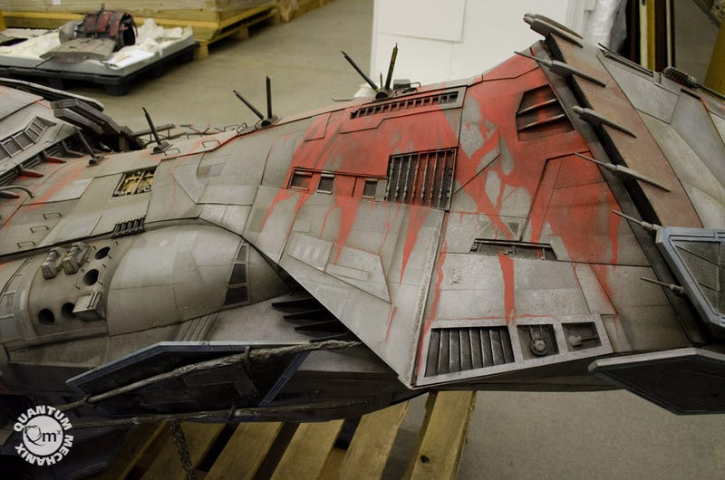 The biggest Serenity model ever built has been unearthed (UPDATED)