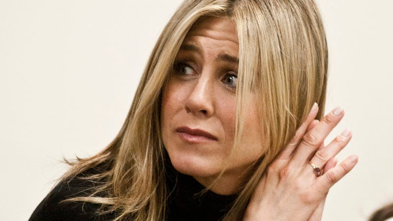 Jennifer Aniston's Rage: 'I Threw a Chair at a Director'