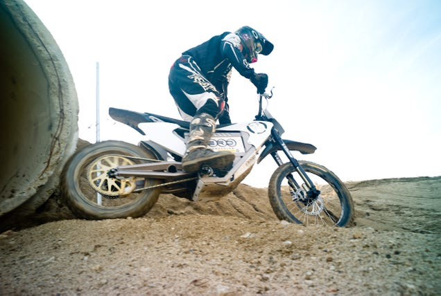 The Fastest Dirtbike In The World