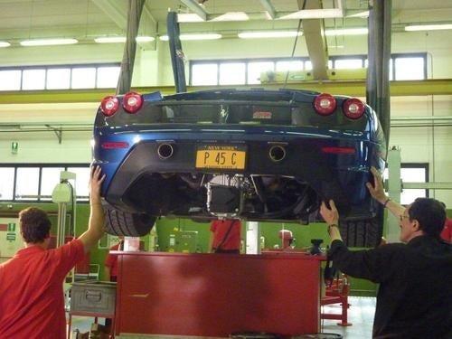 Gallery: Jim Glickenhaus's Ferrari P4/5 Competizione