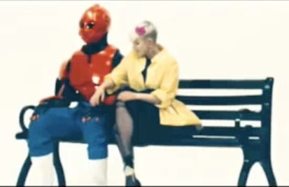 Royksopp Video Chronicles Doomed Girl/Robot Romance