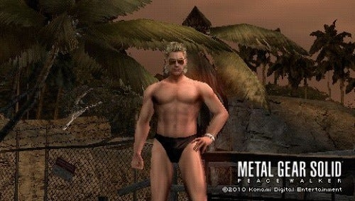 Sexy Time With Metal Gear Solid: Peace Walker