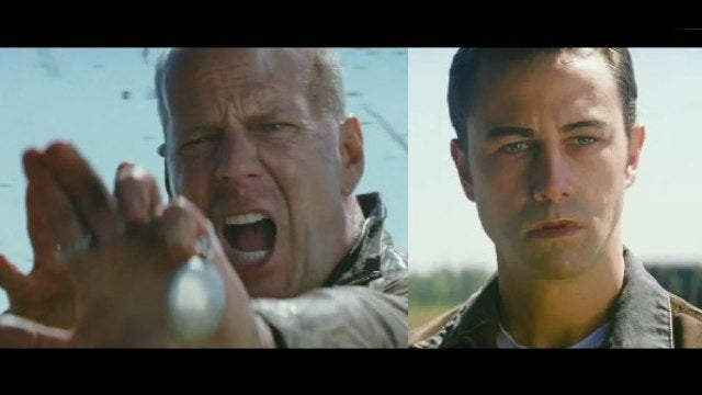 First footage from Rian Johnson's time-traveling hitman movie Looper