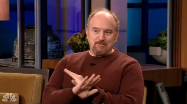 Troll Dad Louis C.K. Wanted to Give His Daughters Nothing for Christmas