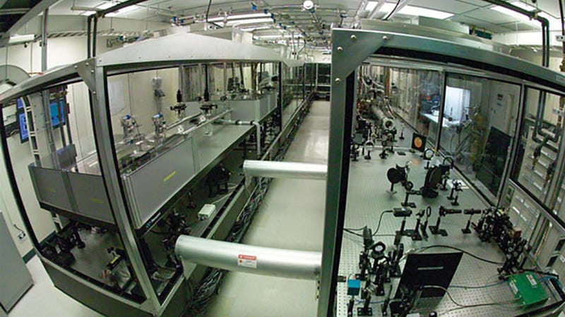 The World's Most Powerful Laser Is Headed for a Czech Research Lab