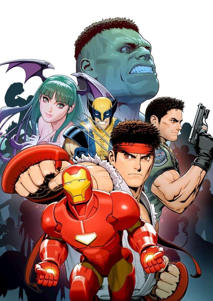 Marvel Vs. Capcom 3's Bombastic Trailer Reveals 16 Characters