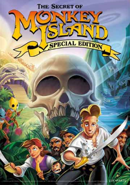 The Secret of Monkey Island Special Edition Impressions: Fall in Love All Over Again