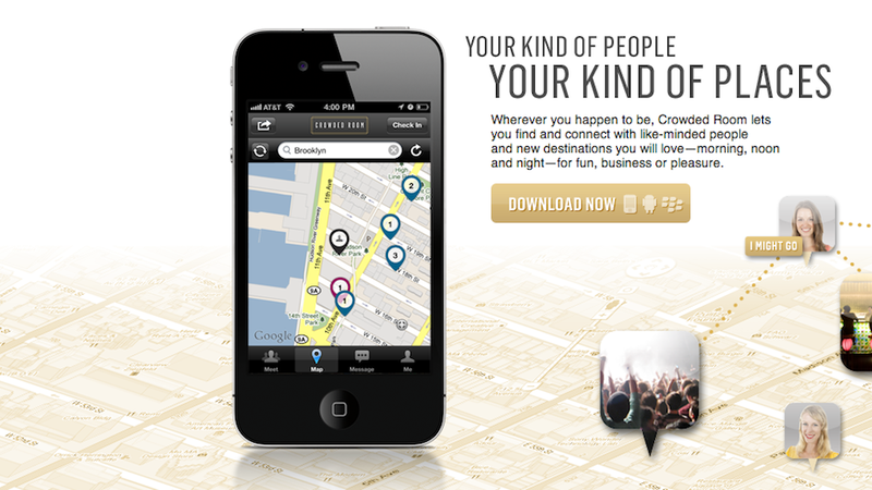 Creepy App Lets You Creepily Meet (Creepy?) Strangers