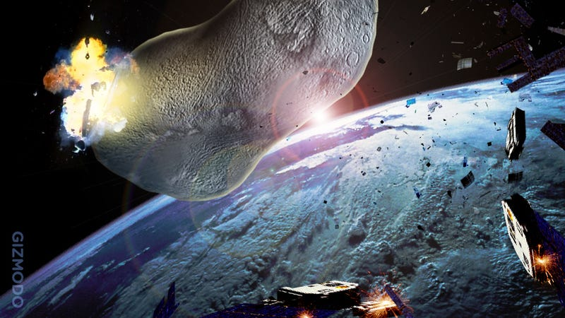 Apophis Asteroid May Destroy Some Satellites In 2029